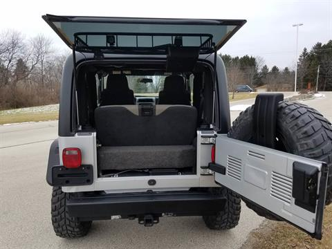 2004 Jeep® Wrangler Sport Rocky Mountain Edition in Big Bend, Wisconsin - Photo 11