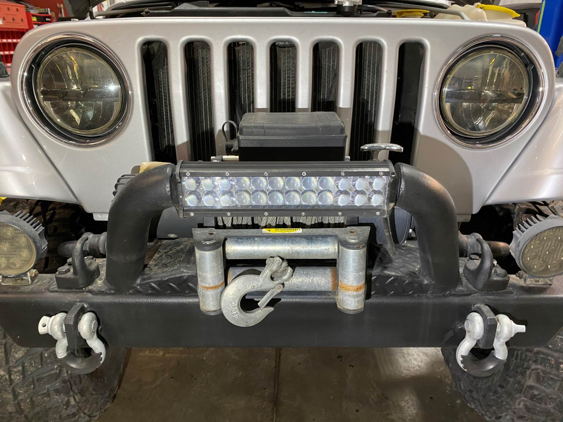 2004 Jeep® Wrangler Sport Rocky Mountain Edition in Big Bend, Wisconsin - Photo 115