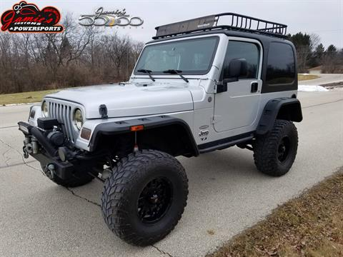 2004 Jeep® Wrangler Sport Rocky Mountain Edition in Big Bend, Wisconsin - Photo 1