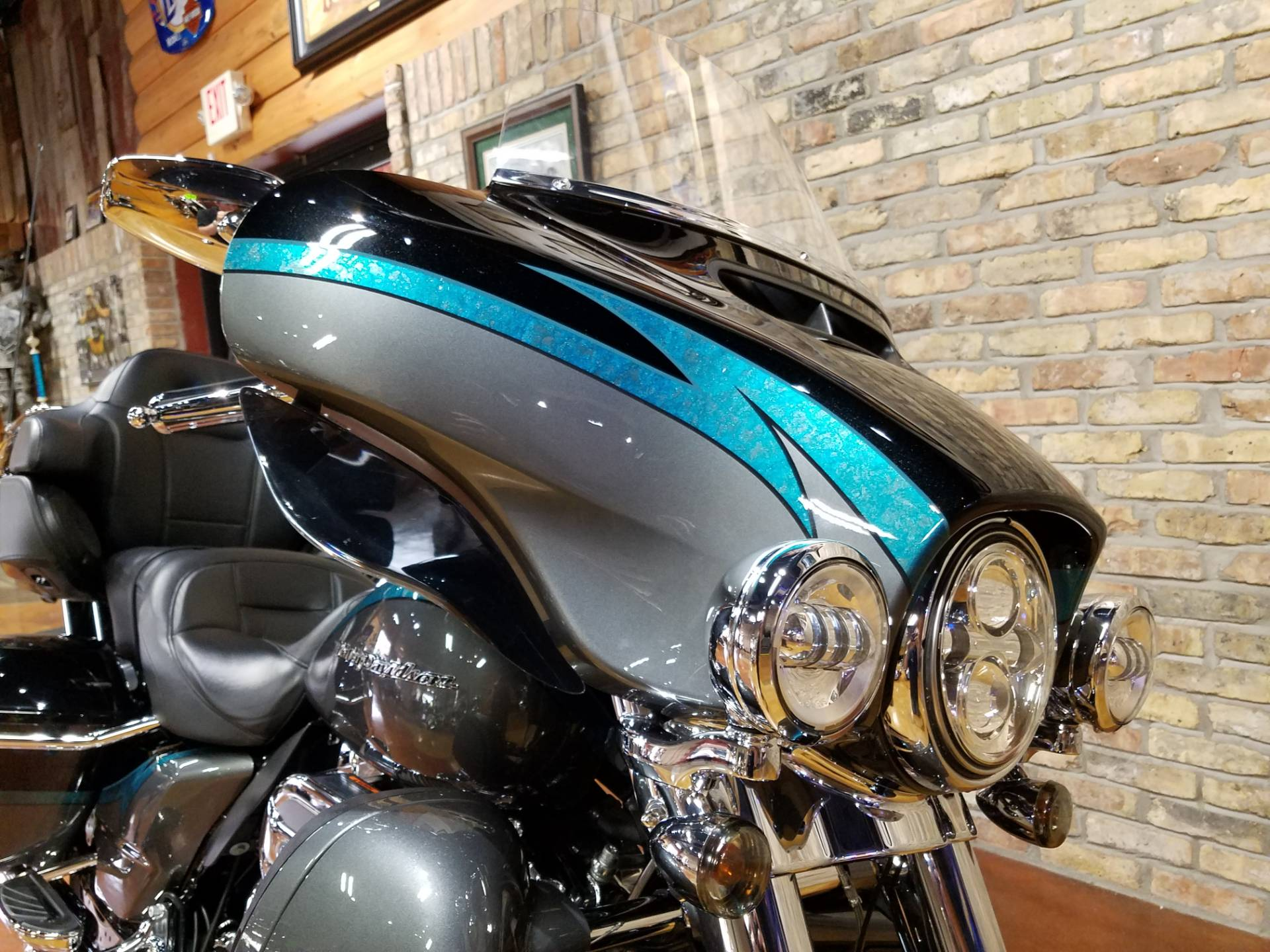 2015 Harley-Davidson CVO™ Limited in Big Bend, Wisconsin - Photo 16