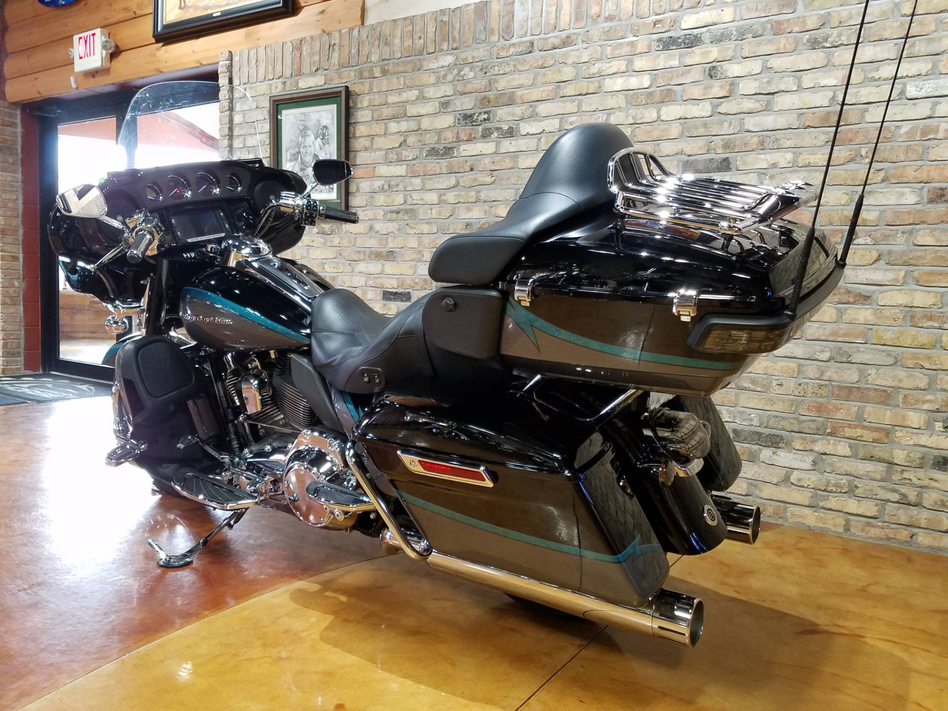 2015 Harley-Davidson CVO™ Limited in Big Bend, Wisconsin - Photo 29