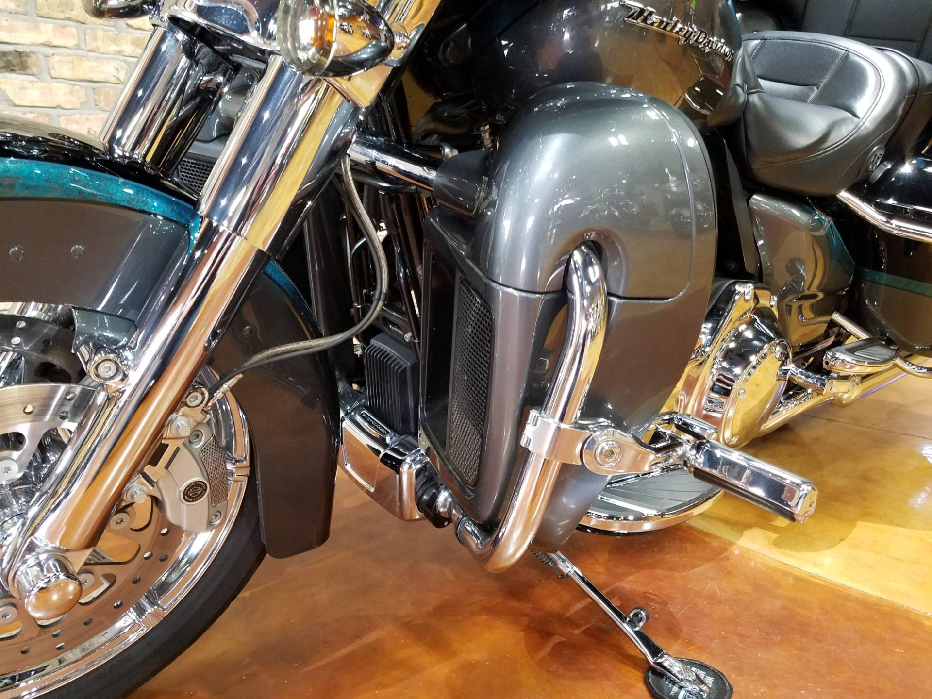 2015 Harley-Davidson CVO™ Limited in Big Bend, Wisconsin - Photo 33