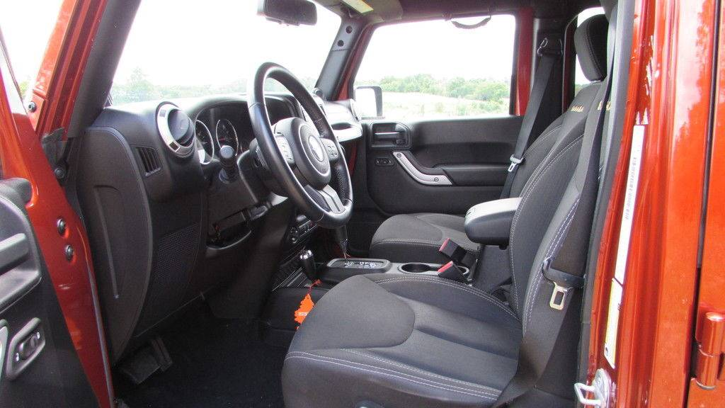 2014 Jeep WRANGLER UNLIMITED SAHARA in Big Bend, Wisconsin - Photo 34