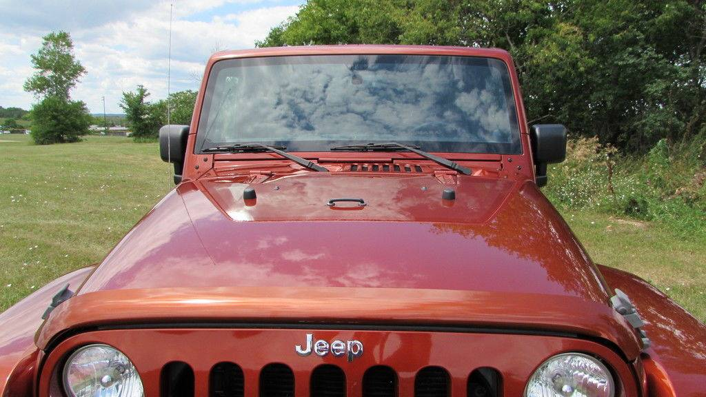2014 Jeep WRANGLER UNLIMITED SAHARA in Big Bend, Wisconsin - Photo 11