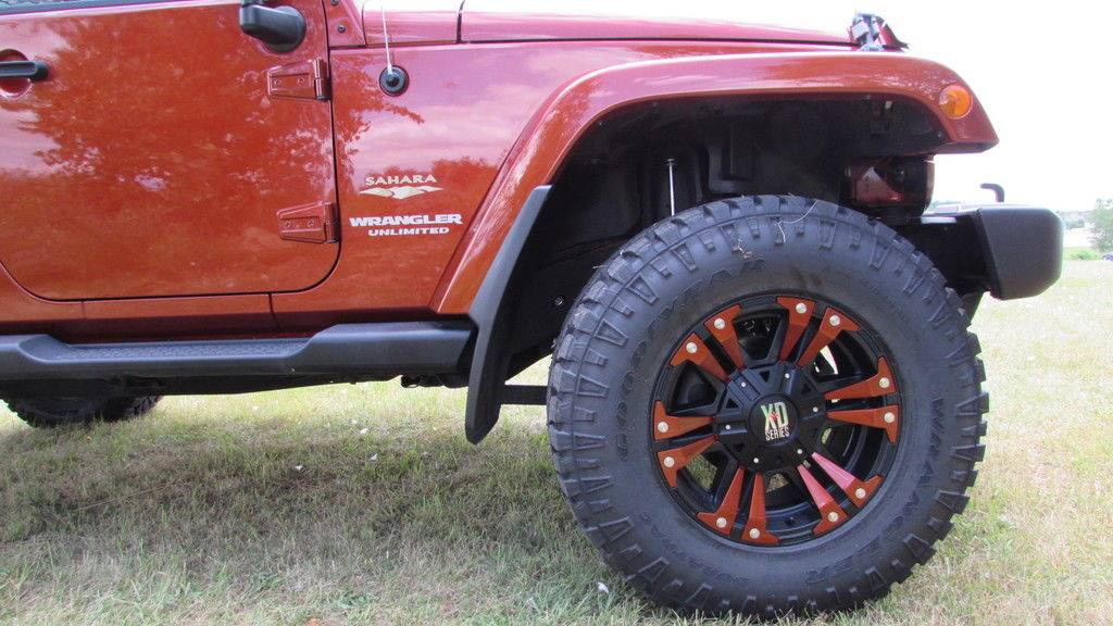 2014 Jeep WRANGLER UNLIMITED SAHARA in Big Bend, Wisconsin - Photo 17