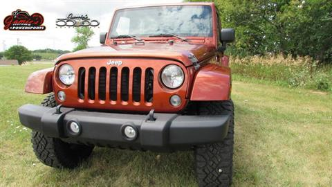 2014 Jeep WRANGLER UNLIMITED SAHARA in Big Bend, Wisconsin - Photo 5