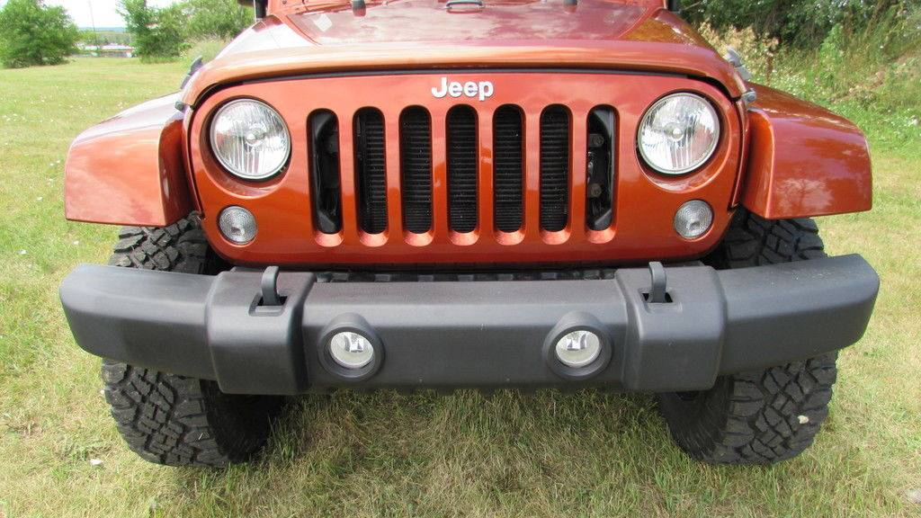 2014 Jeep WRANGLER UNLIMITED SAHARA in Big Bend, Wisconsin - Photo 12