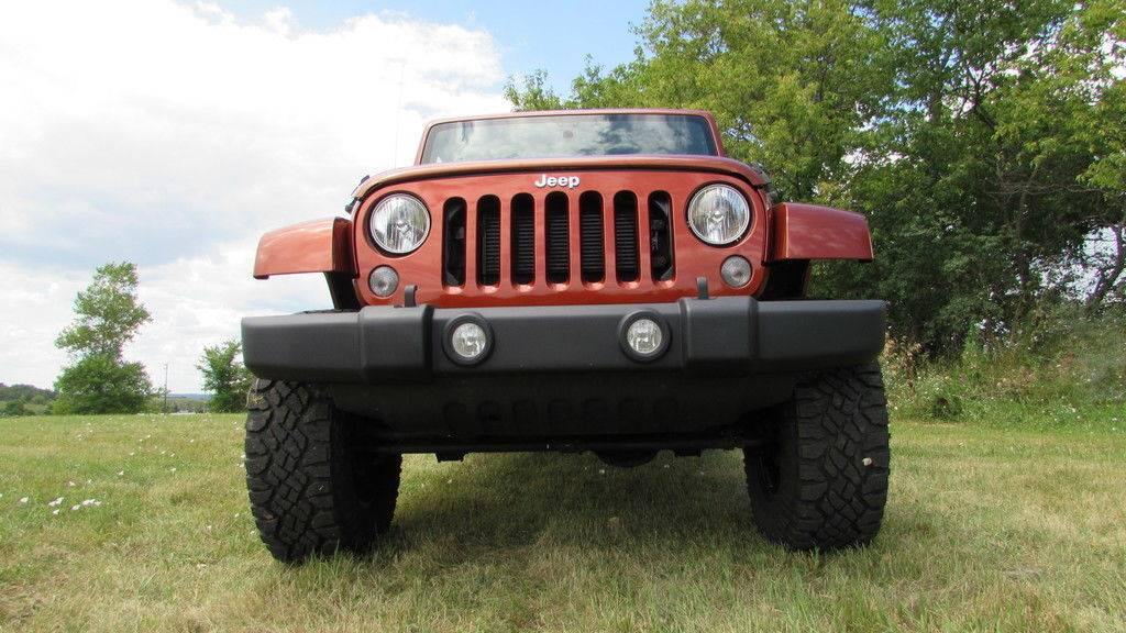 2014 Jeep WRANGLER UNLIMITED SAHARA in Big Bend, Wisconsin - Photo 18