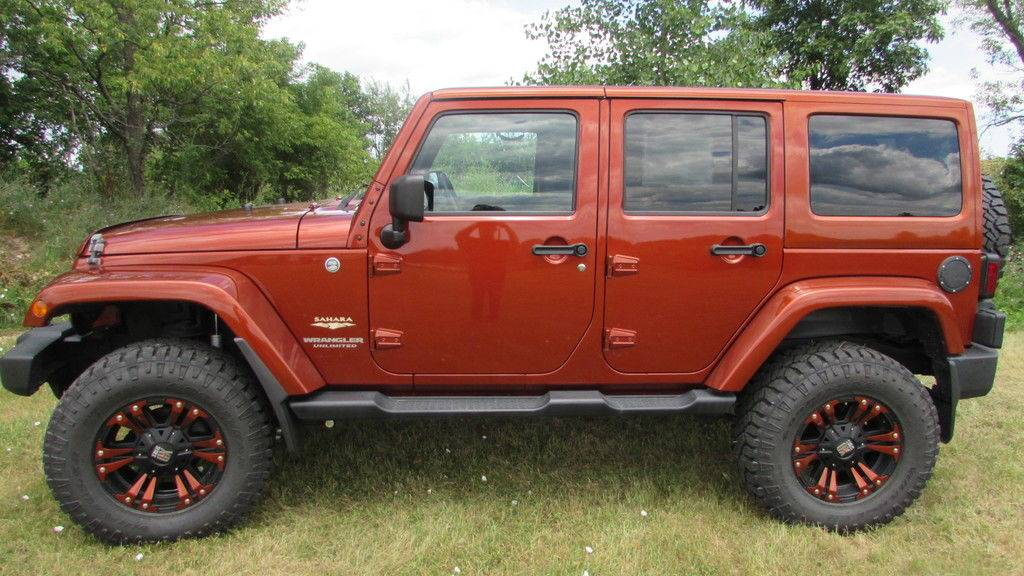 2014 Jeep WRANGLER UNLIMITED SAHARA in Big Bend, Wisconsin - Photo 21