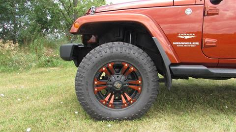 2014 Jeep WRANGLER UNLIMITED SAHARA in Big Bend, Wisconsin - Photo 22