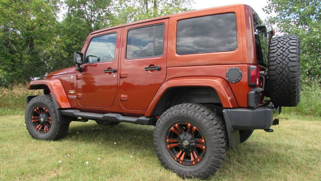 2014 Jeep WRANGLER UNLIMITED SAHARA in Big Bend, Wisconsin - Photo 23