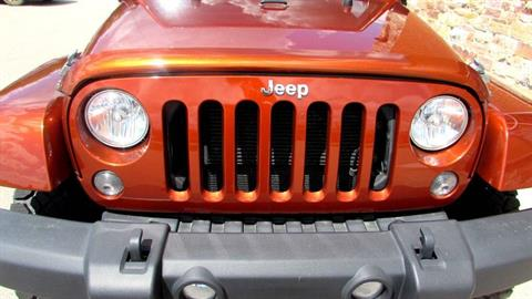 2014 Jeep WRANGLER UNLIMITED SAHARA in Big Bend, Wisconsin - Photo 13