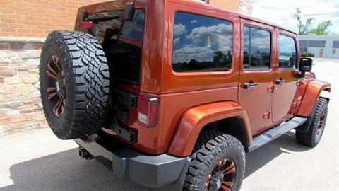 2014 Jeep WRANGLER UNLIMITED SAHARA in Big Bend, Wisconsin - Photo 9