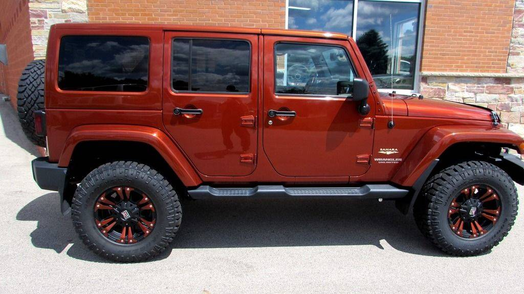 2014 Jeep WRANGLER UNLIMITED SAHARA in Big Bend, Wisconsin - Photo 10