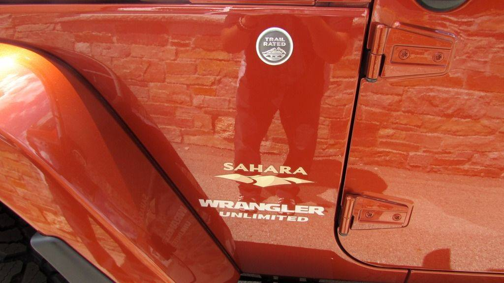 2014 Jeep WRANGLER UNLIMITED SAHARA in Big Bend, Wisconsin - Photo 24