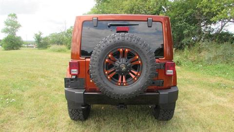 2014 Jeep WRANGLER UNLIMITED SAHARA in Big Bend, Wisconsin - Photo 14
