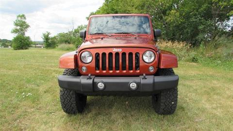 2014 Jeep WRANGLER UNLIMITED SAHARA in Big Bend, Wisconsin - Photo 74