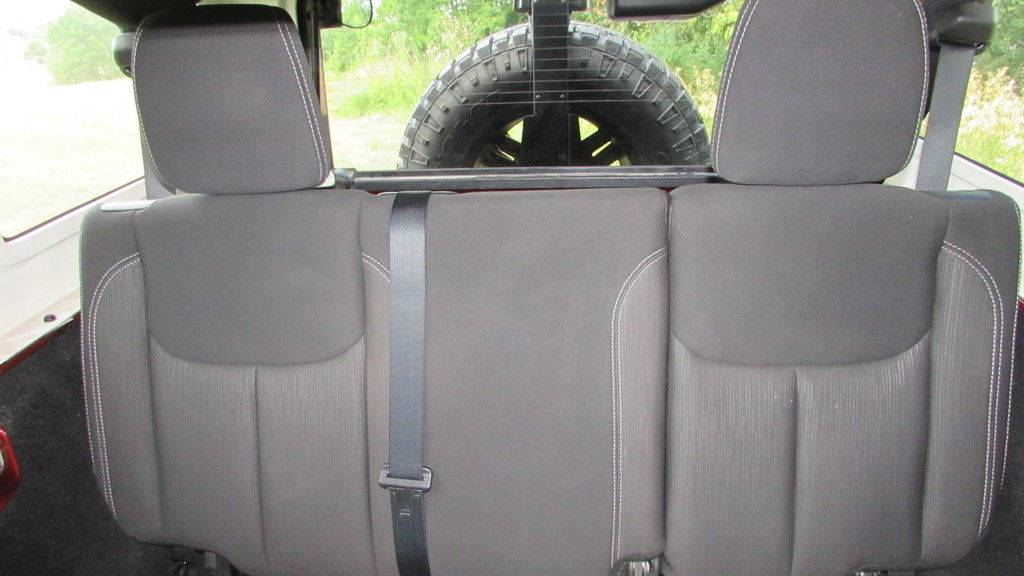 2014 Jeep WRANGLER UNLIMITED SAHARA in Big Bend, Wisconsin - Photo 81