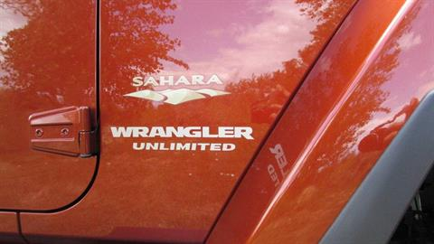 2014 Jeep WRANGLER UNLIMITED SAHARA in Big Bend, Wisconsin - Photo 25