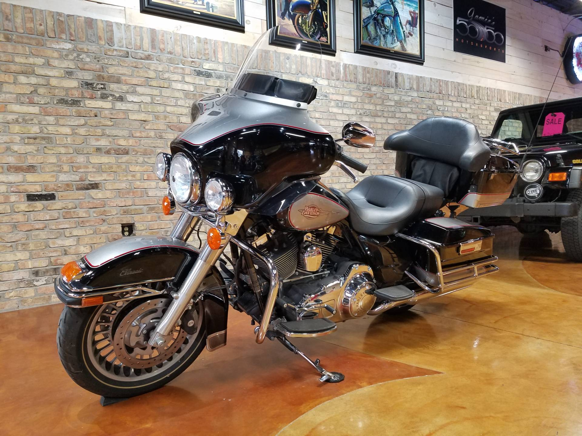 2009 Harley-Davidson Electra Glide® Classic in Big Bend, Wisconsin - Photo 32
