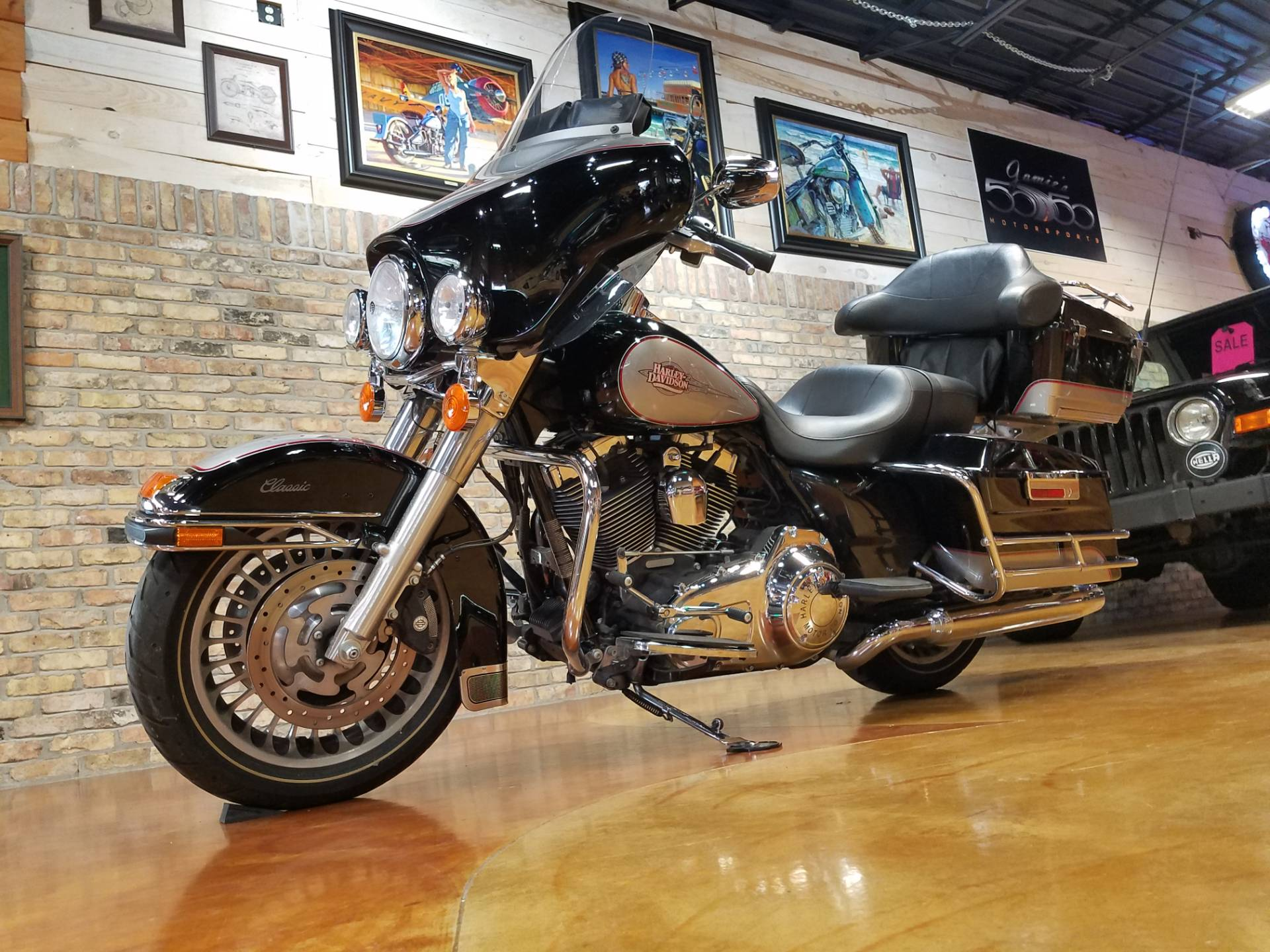 2009 Harley-Davidson Electra Glide® Classic in Big Bend, Wisconsin - Photo 33