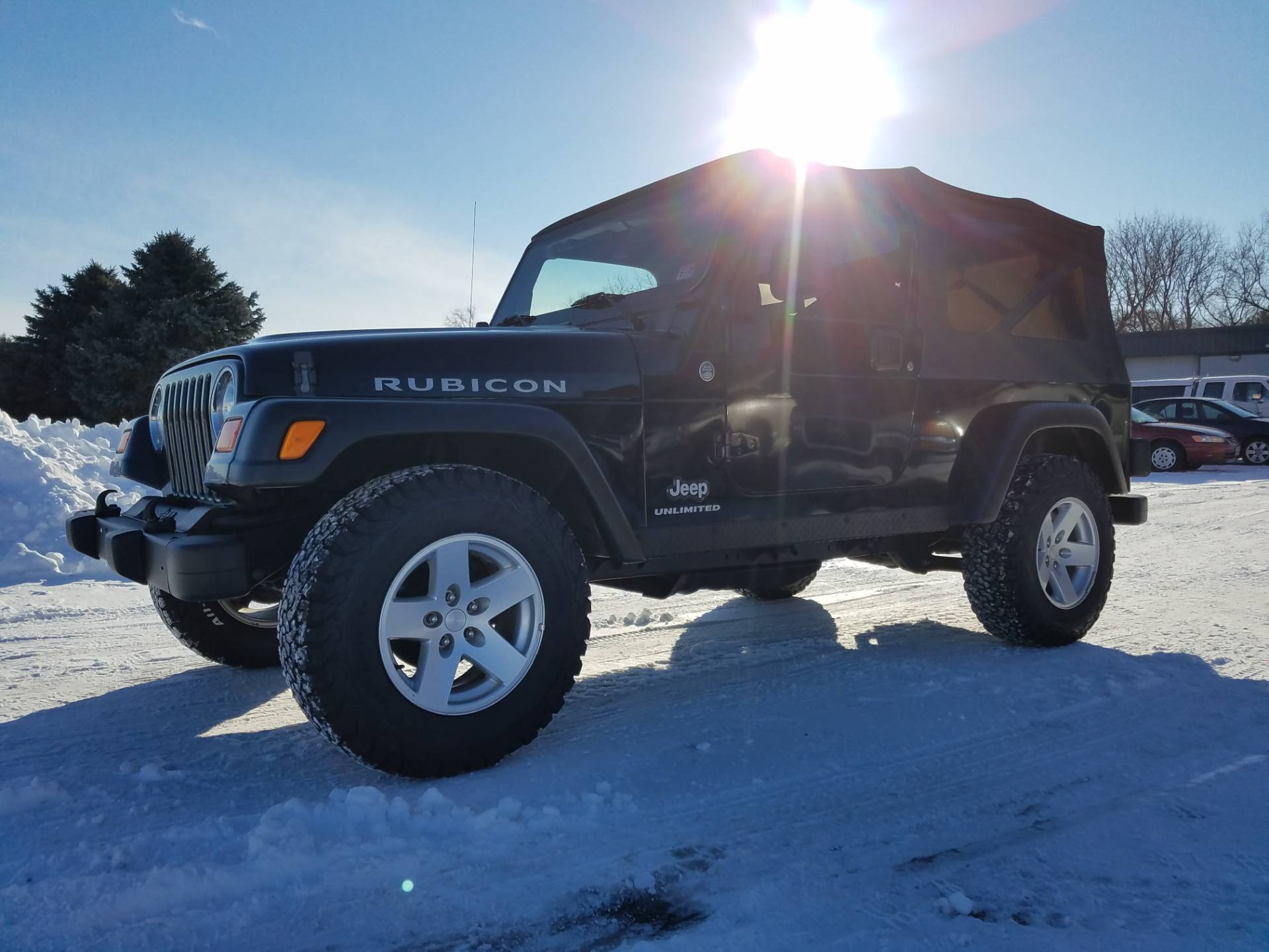 2006 Jeep® Wrangler Unlimited Rubicon in Big Bend, Wisconsin - Photo 22