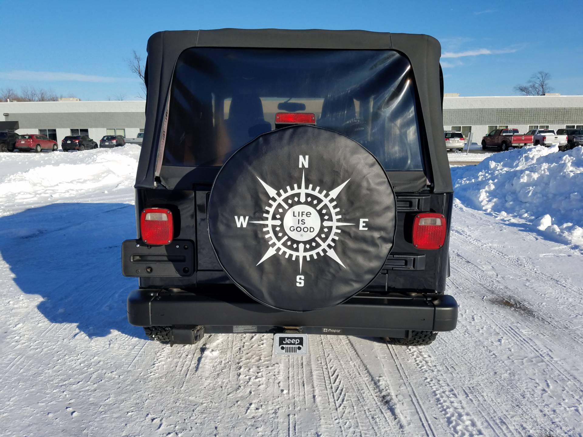 2006 Jeep® Wrangler Unlimited Rubicon in Big Bend, Wisconsin - Photo 50