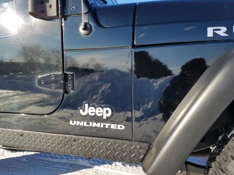 2006 Jeep® Wrangler Unlimited Rubicon in Big Bend, Wisconsin - Photo 69