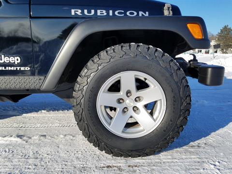 2006 Jeep® Wrangler Unlimited Rubicon in Big Bend, Wisconsin - Photo 70