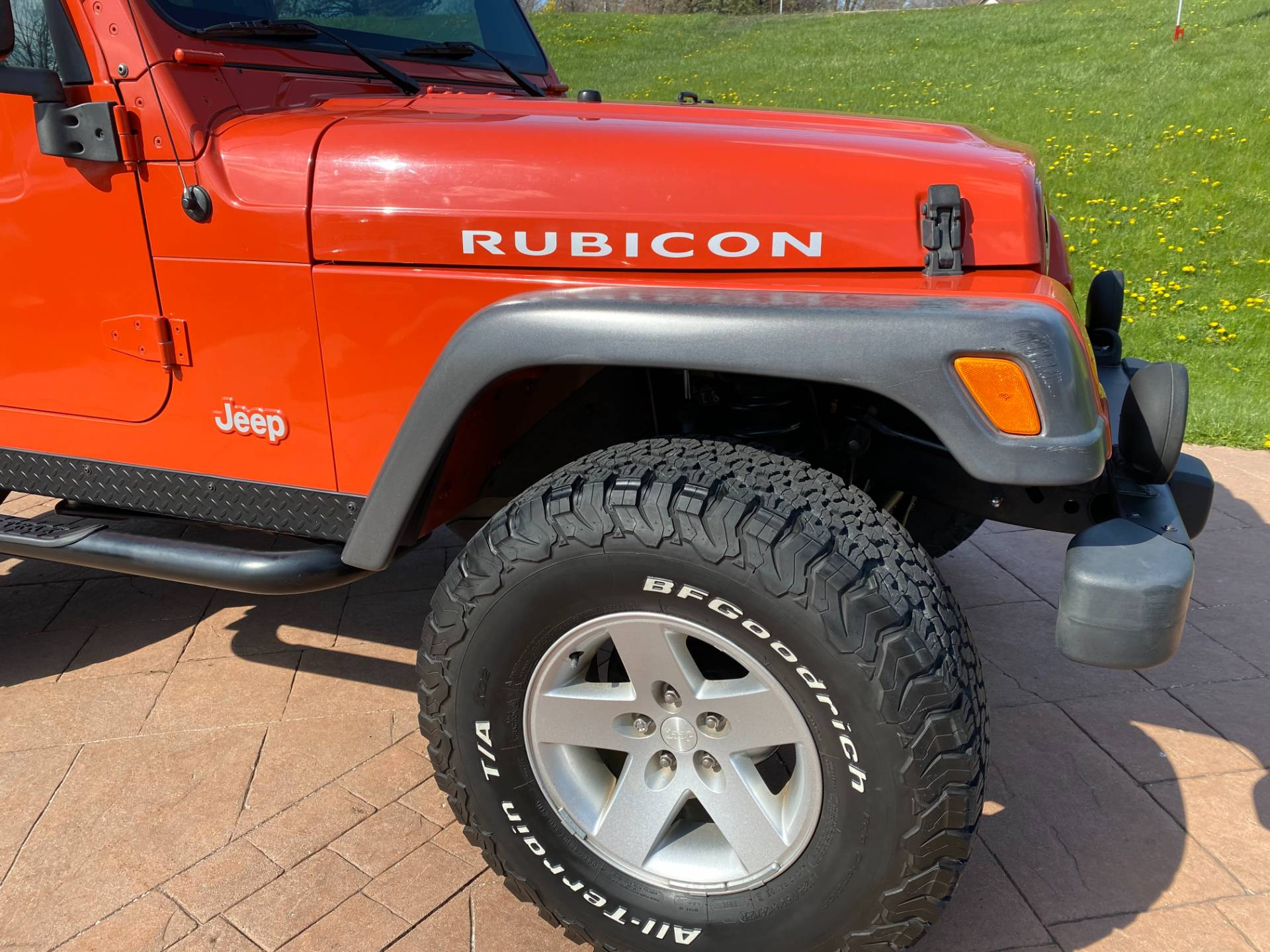 2005 Jeep® Wrangler Rubicon in Big Bend, Wisconsin - Photo 6