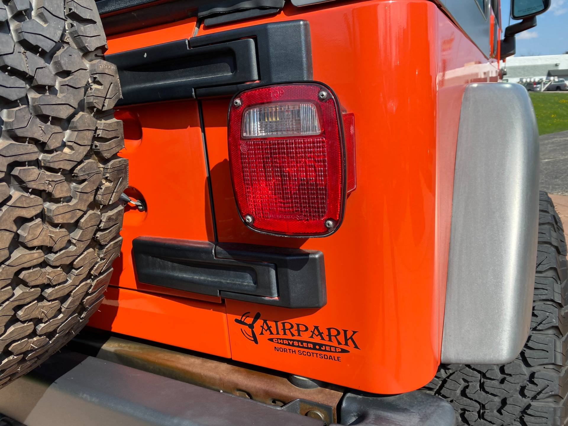 2005 Jeep® Wrangler Rubicon in Big Bend, Wisconsin - Photo 23