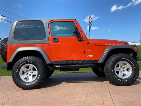 2005 Jeep® Wrangler Rubicon in Big Bend, Wisconsin - Photo 2