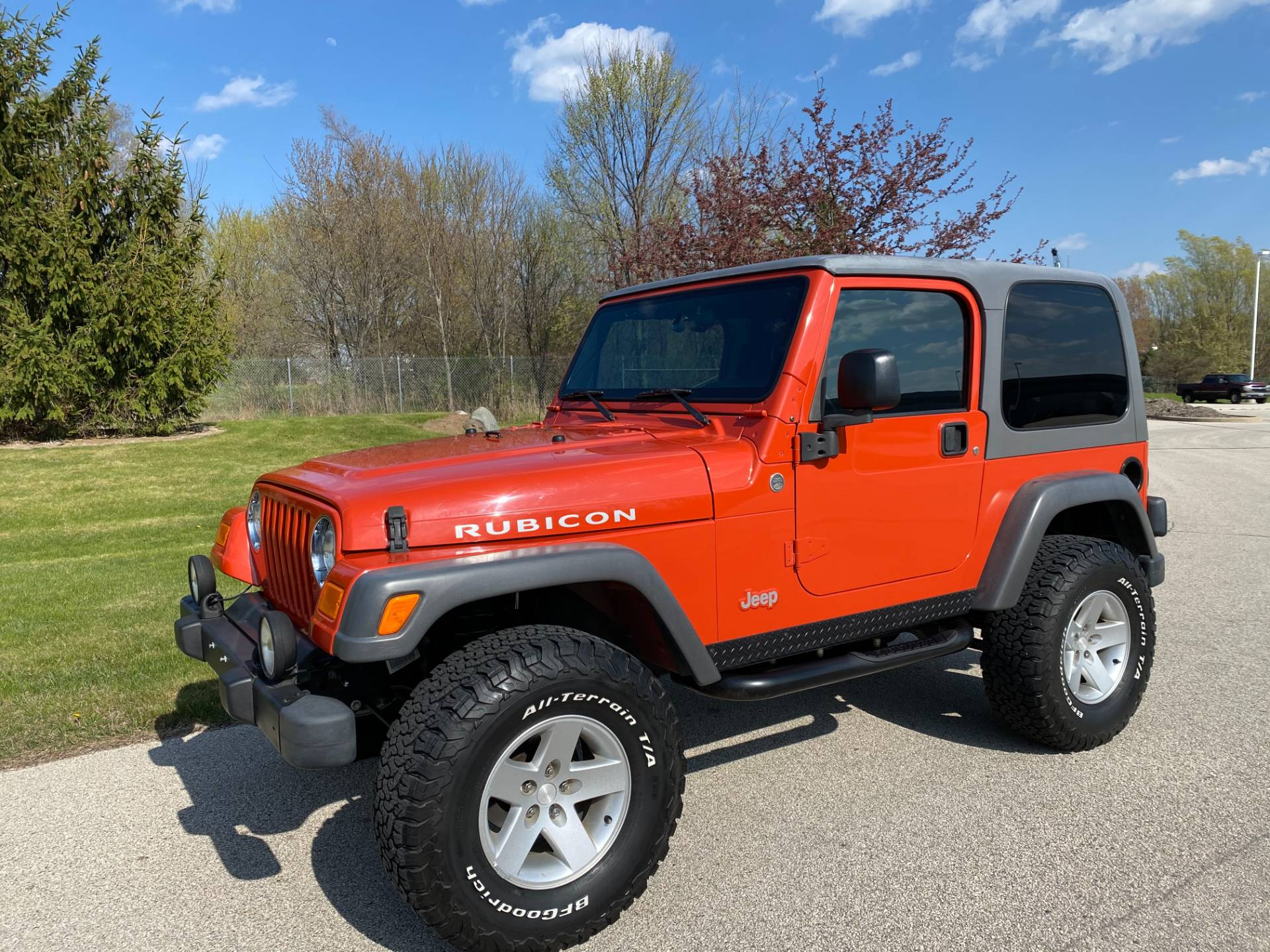 2005 Jeep® Wrangler Rubicon in Big Bend, Wisconsin - Photo 27