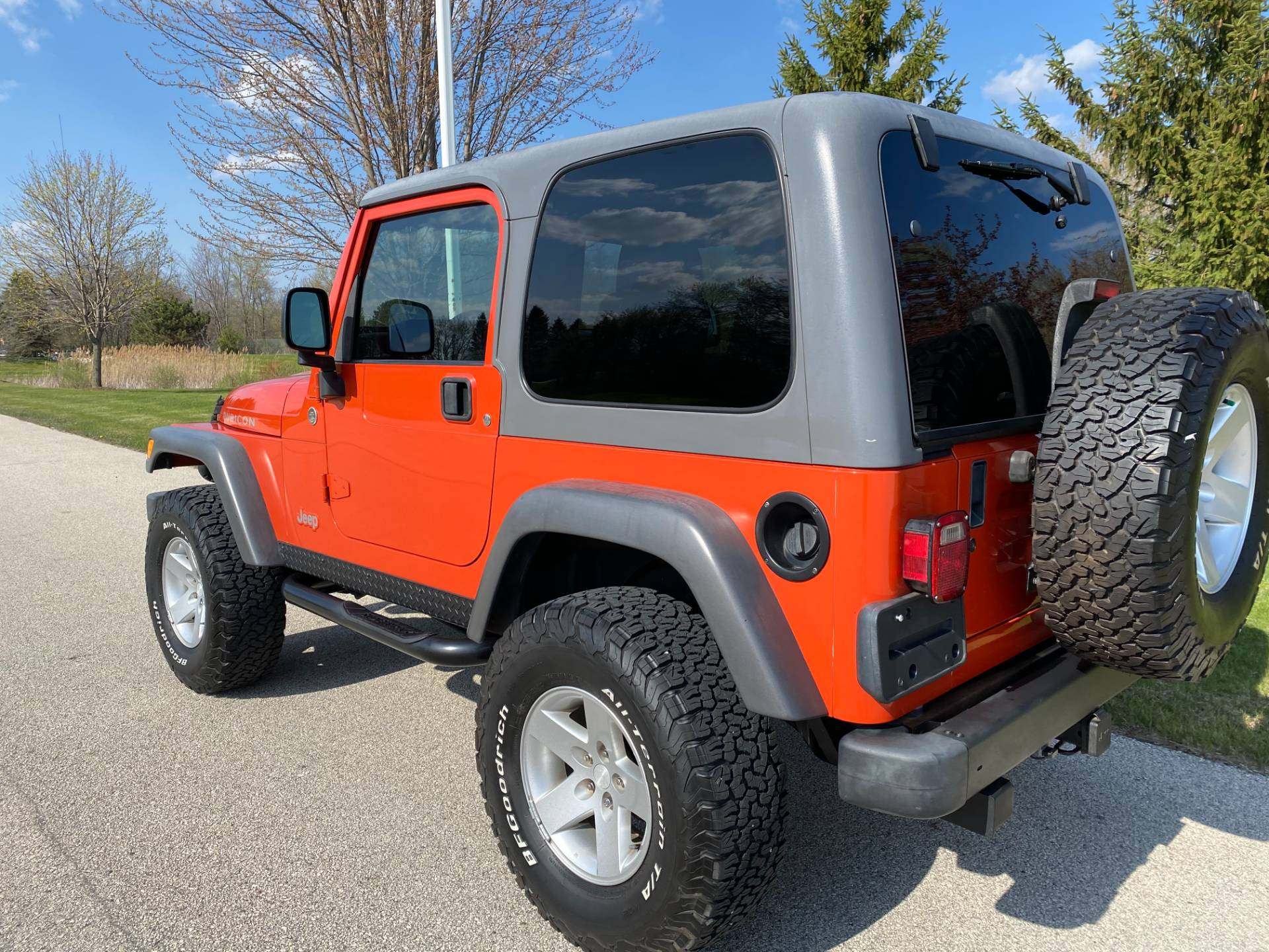 2005 Jeep® Wrangler Rubicon in Big Bend, Wisconsin - Photo 5