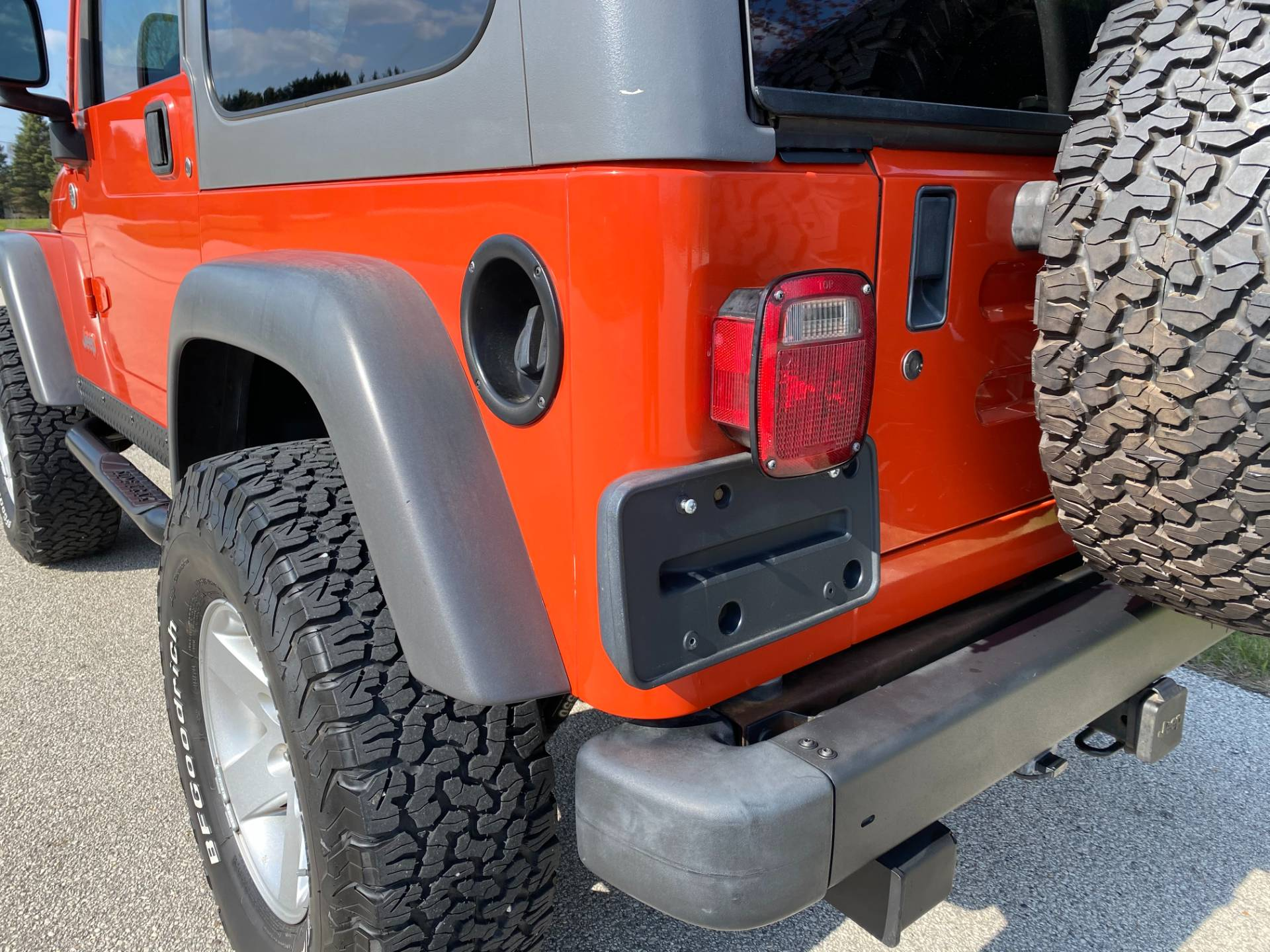 2005 Jeep® Wrangler Rubicon in Big Bend, Wisconsin - Photo 28