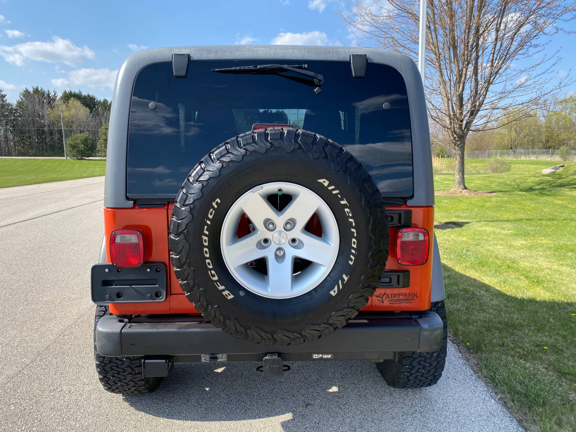 2005 Jeep® Wrangler Rubicon in Big Bend, Wisconsin - Photo 29