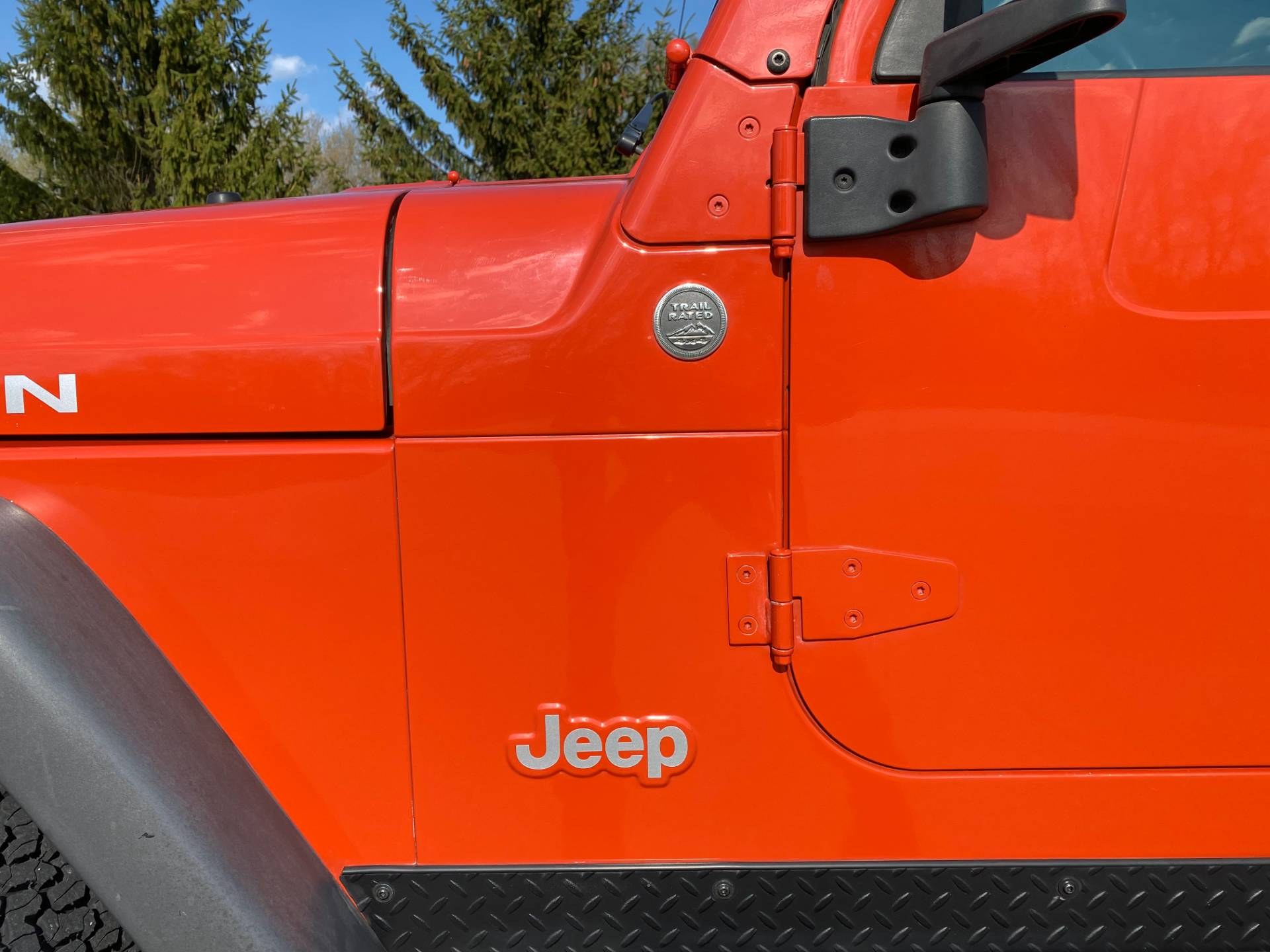 2005 Jeep® Wrangler Rubicon in Big Bend, Wisconsin - Photo 31