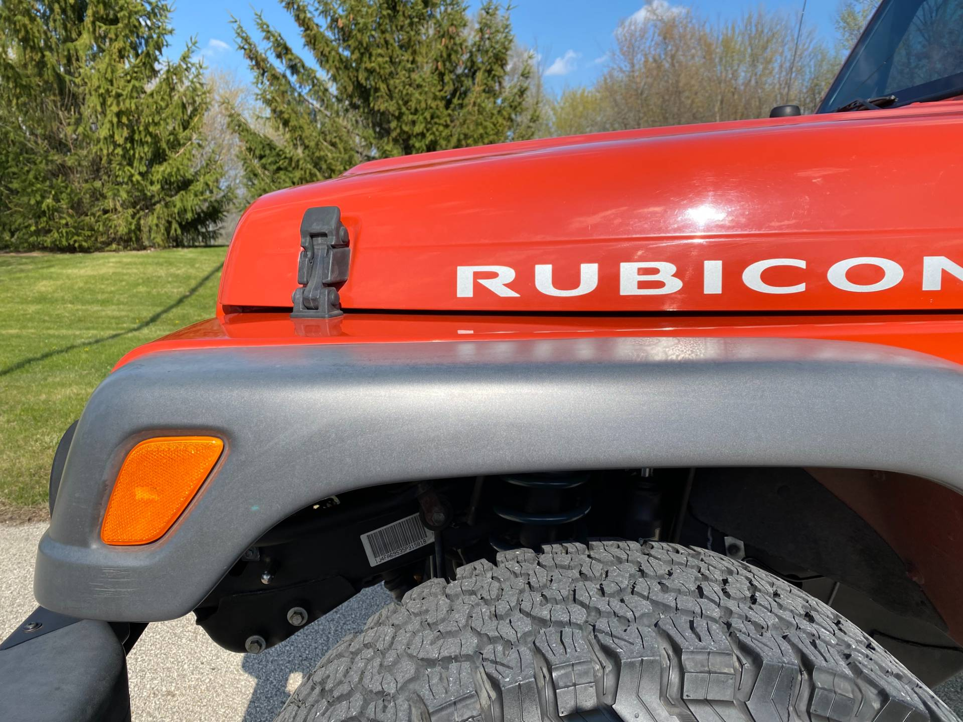 2005 Jeep® Wrangler Rubicon in Big Bend, Wisconsin - Photo 32