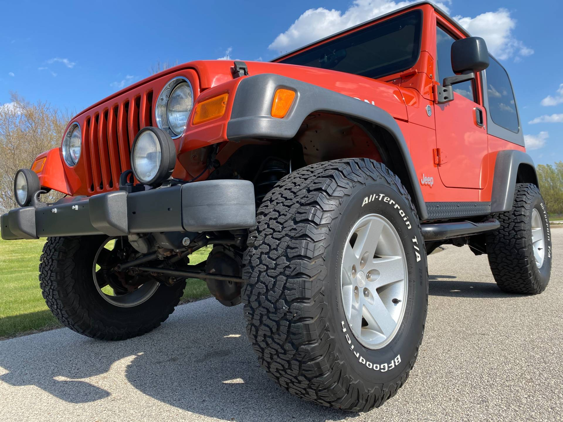 2005 Jeep® Wrangler Rubicon in Big Bend, Wisconsin - Photo 33