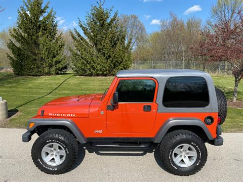 2005 Jeep® Wrangler Rubicon in Big Bend, Wisconsin - Photo 36