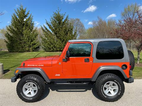 2005 Jeep® Wrangler Rubicon in Big Bend, Wisconsin - Photo 37