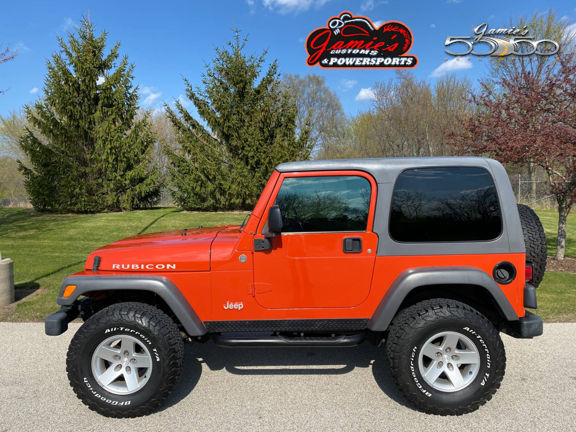 2005 Jeep® Wrangler Rubicon in Big Bend, Wisconsin - Photo 1