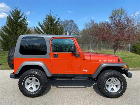 2005 Jeep® Wrangler Rubicon in Big Bend, Wisconsin - Photo 67