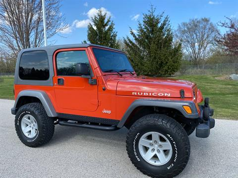 2005 Jeep® Wrangler Rubicon in Big Bend, Wisconsin - Photo 68