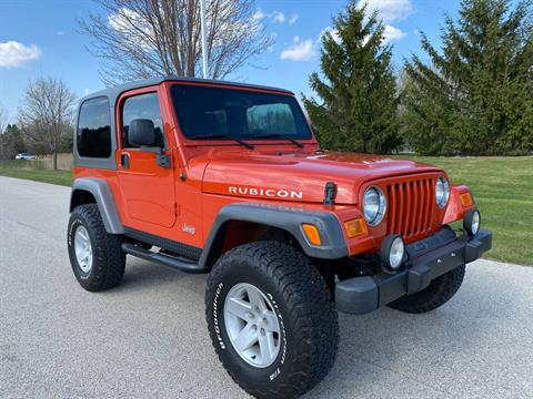 2005 Jeep® Wrangler Rubicon in Big Bend, Wisconsin - Photo 70