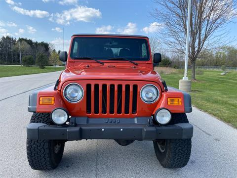 2005 Jeep® Wrangler Rubicon in Big Bend, Wisconsin - Photo 74