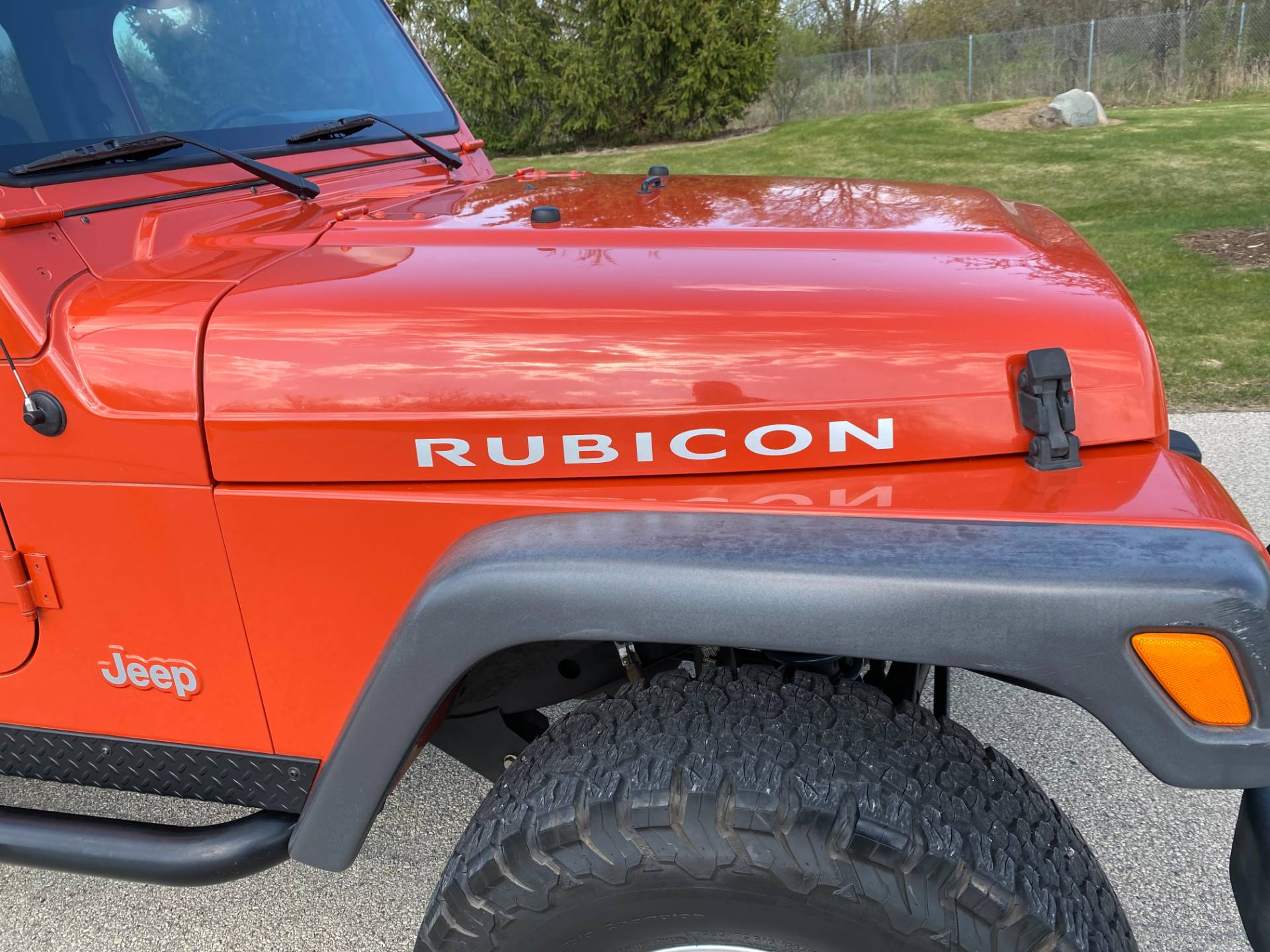 2005 Jeep® Wrangler Rubicon in Big Bend, Wisconsin - Photo 77