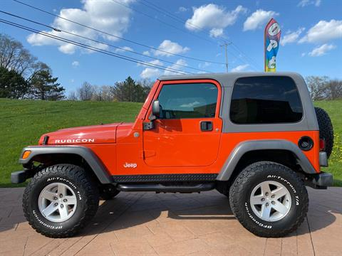 2005 Jeep® Wrangler Rubicon in Big Bend, Wisconsin - Photo 112