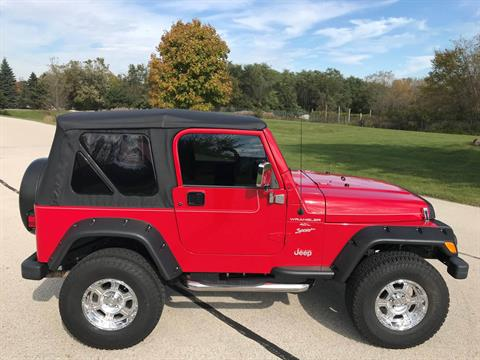 2000 Jeep® Wrangler Sport in Big Bend, Wisconsin - Photo 24