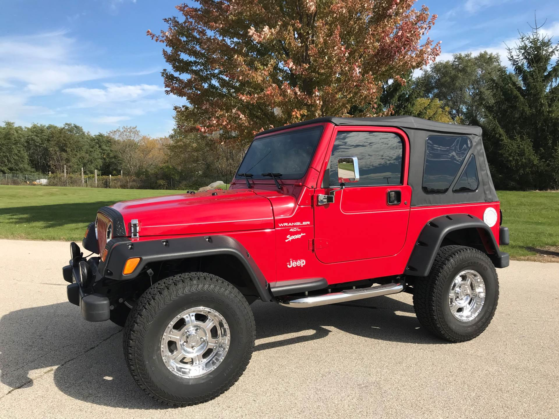 2000 Jeep® Wrangler Sport in Big Bend, Wisconsin - Photo 2